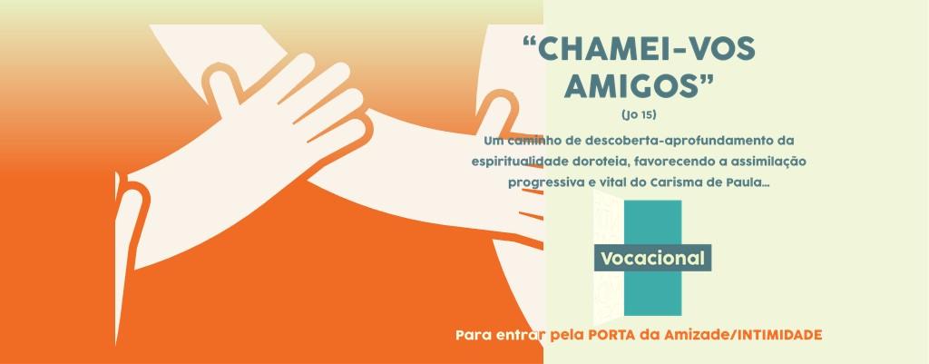 """""""CHAMEI-VOS AMIGOS…"""": EXERCÍCIOS ESPIRITUAIS"""